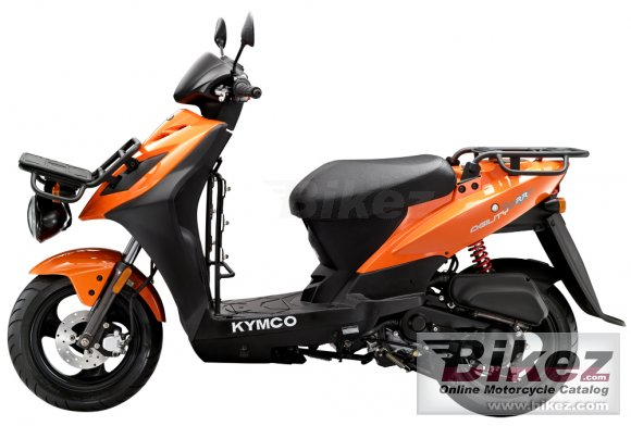 2012 Kymco Agility Carry