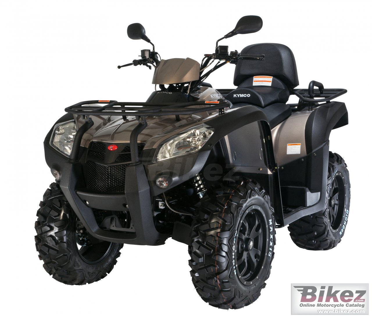 Big Kymco mxu500i dx picture and wallpaper from Bikez.com