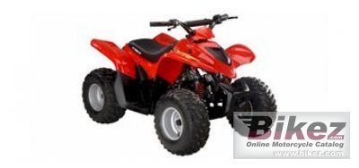 2012 Kymco Mongoose 90