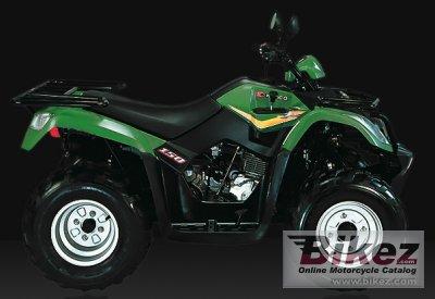 2012 Kymco MXU 150 RL