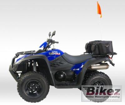 2012 Kymco MXU 500 4x4 IRS