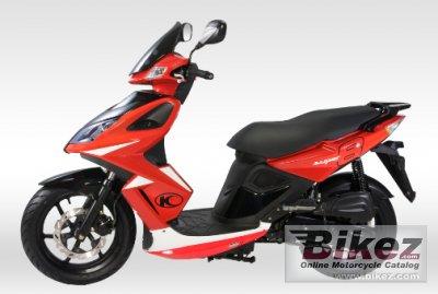 2012 Kymco Super 8 150