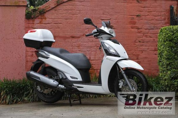 2013 Kymco People GT 200i photo