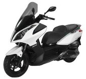 2013 Kymco Downtown 300i photo