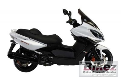 2013 Kymco Xciting 500i ABS photo