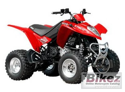 2013 Kymco Mongoose 300 photo