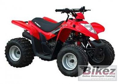 2013 Kymco Mongoose 90 photo