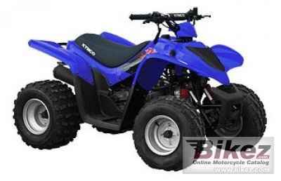 2013 Kymco Mongoose 70