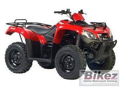 2013 Kymco MXU 500i