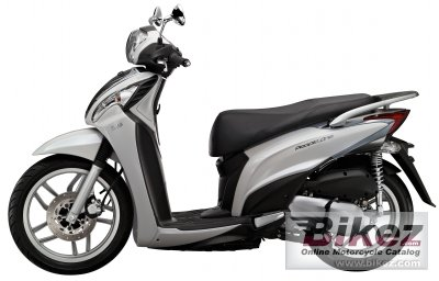 2013 Kymco People One 125
