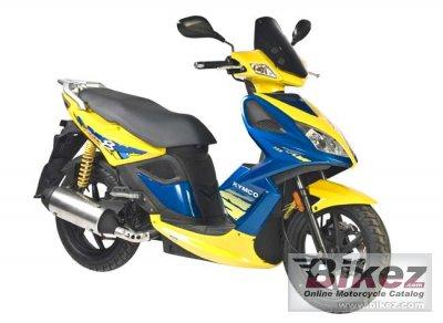 2013 Kymco Super 8 150