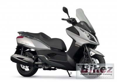 kymco downtown 300i | 2016 | specs & pictures