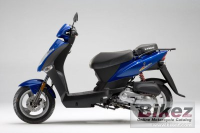 2017 Kymco Agility 50 specifications and pictures