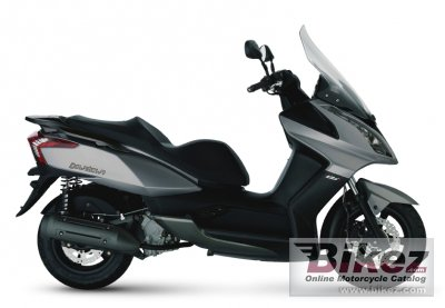 2017 Kymco Downtown 125i ABS