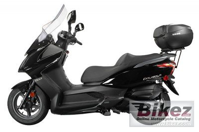 2017 kymco downtown 300i specifications and pictures. Black Bedroom Furniture Sets. Home Design Ideas