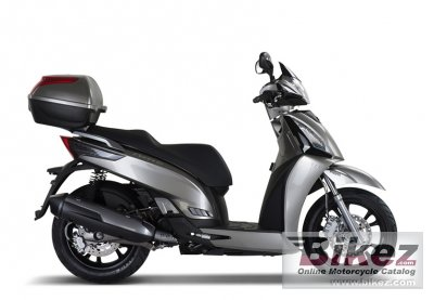 2017 Kymco People GT 300i ABS