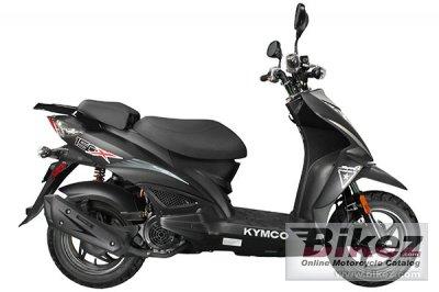 2017 Kymco Super 8 150X