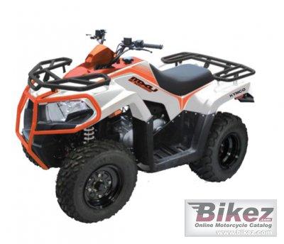 2021 Kymco MXU 270i Euro