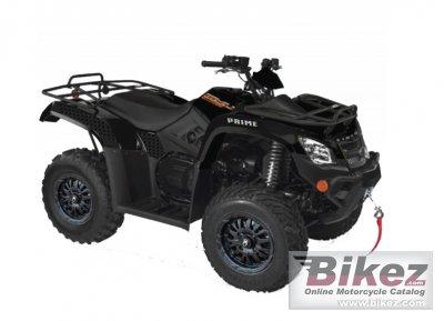 2021 Kymco MXU 450i LE Prime