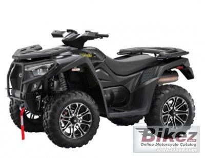 2021 Kymco MXU 700i LE EPS Euro