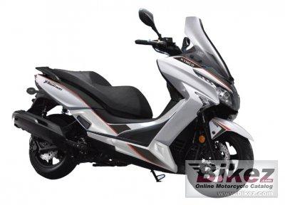2021 Kymco X-Town 300i