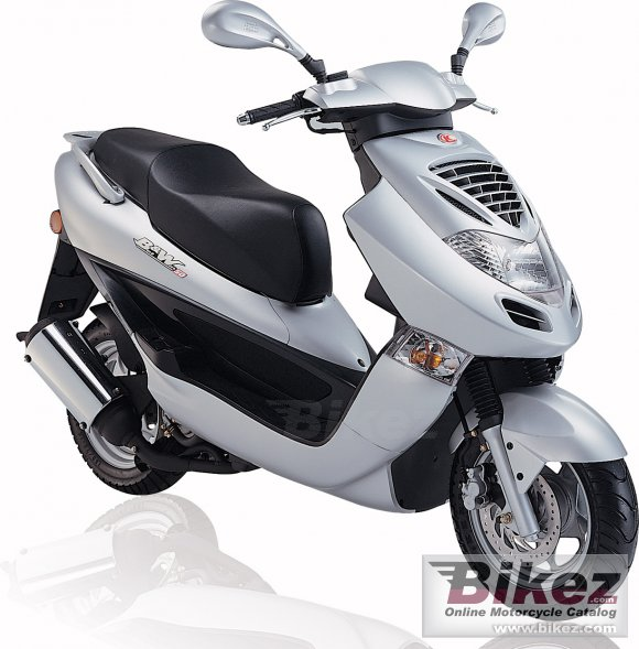 Kymco Bet and Win 50