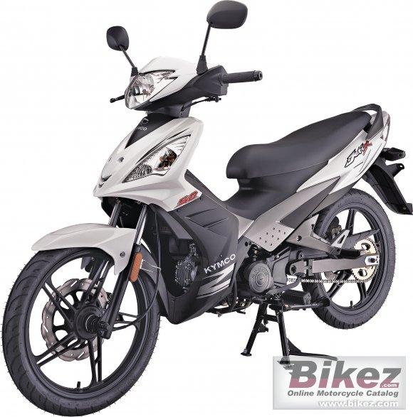 Kymco Jetix 50