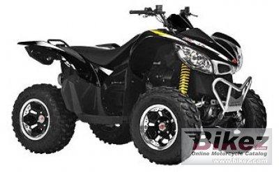 Kymco Maxxer 450