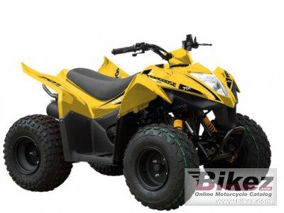 Kymco Mongoose 270