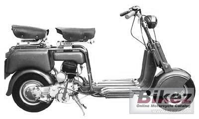 1949 Lambretta 125B