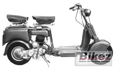 1950 Lambretta 125B