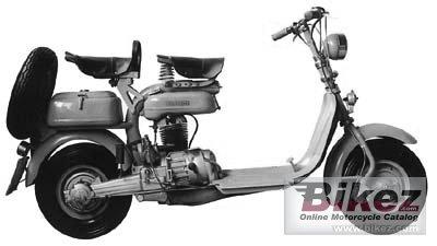 1954 Lambretta 125F