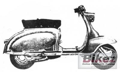 1958 Lambretta TV 175 Series 1