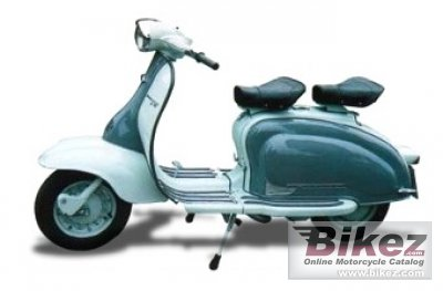 1959 Lambretta TV 175 Series 2