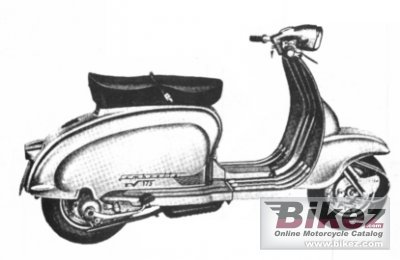 1961 Lambretta TV 175 Series 2