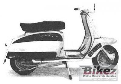 1964 Lambretta TV 200