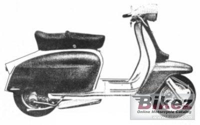1965 Lambretta TV 175 Series 3