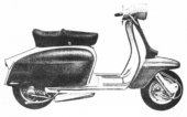1966 Lambretta TV 175 Series 3