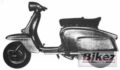 1966 Lambretta SX 150