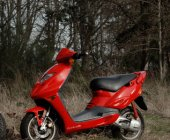 2008 Lambretta Due 50 photo