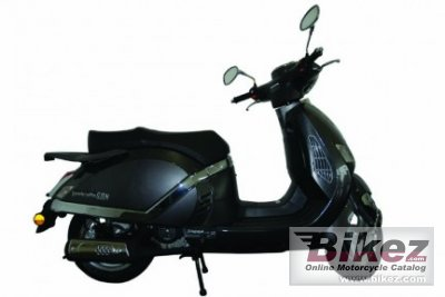 2010 Lambretta Pato 125 photo