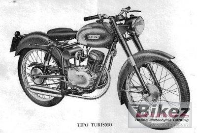 1955 Laverda Tourismo