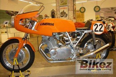 1967 Laverda Super Sport