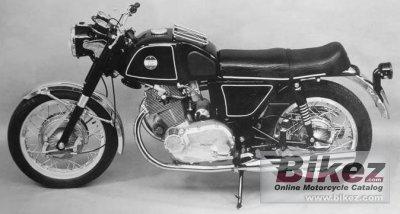 1969 Laverda 750GT