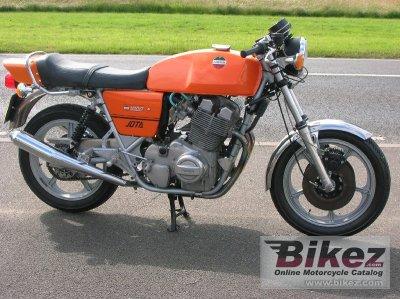 1972 Laverda 1000