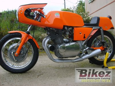 1972 Laverda 750 SFC photo