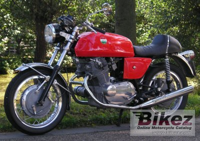 1972 Laverda 750 SF photo