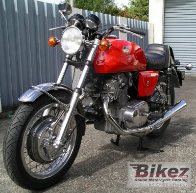 1973 Laverda 750 SF photo