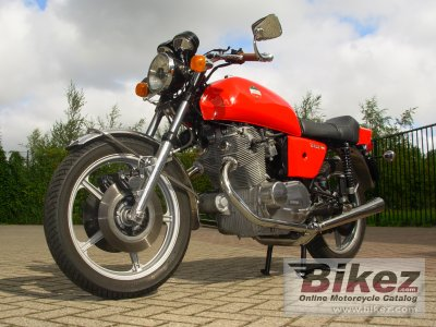 1977 Laverda 750 SF 3 photo