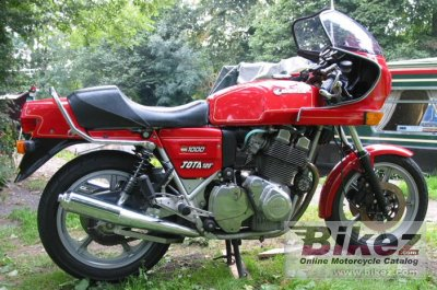 1983 Laverda 1000 Jota-120 photo